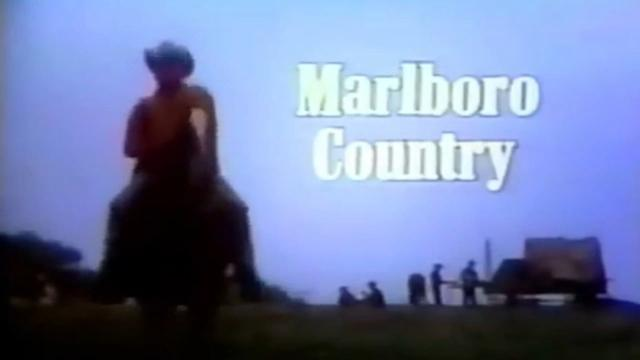 THE MARLBORO MAN DIES