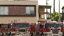 L.A. Apartment Evacuated and Devices Found