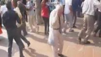 Dancing Grandpa Takes Over the Dance Floor