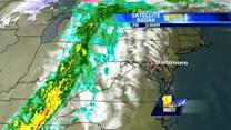 John: Showers, T-storms possible Friday afternoon