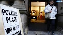 Scots Vote In Record Numbers, Await Independence Verdict